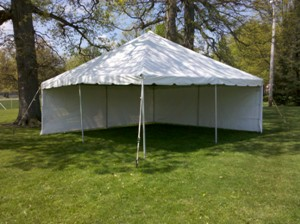 Poles Tents & Quote Request | Special Event Rental - Tents and party equipment ...